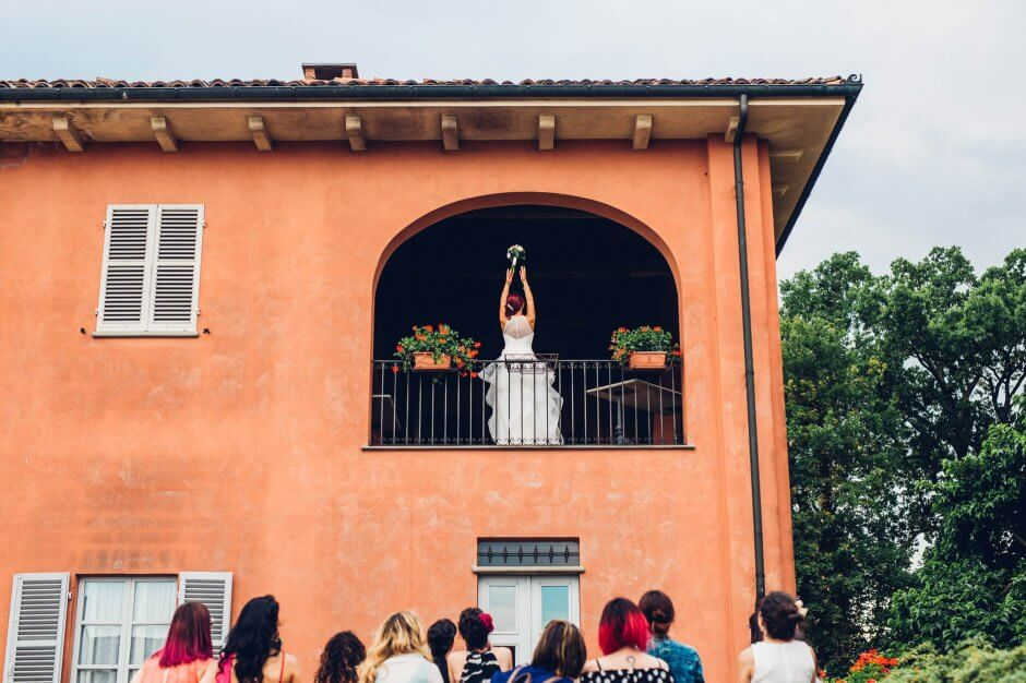 foto matrimonio villa fiorita