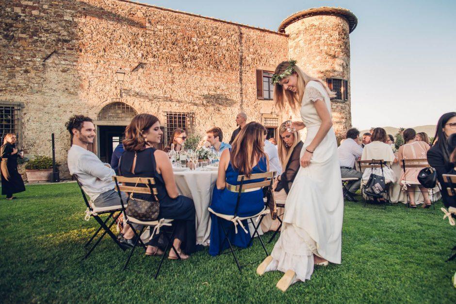 foto matrimonio castello gabbiano