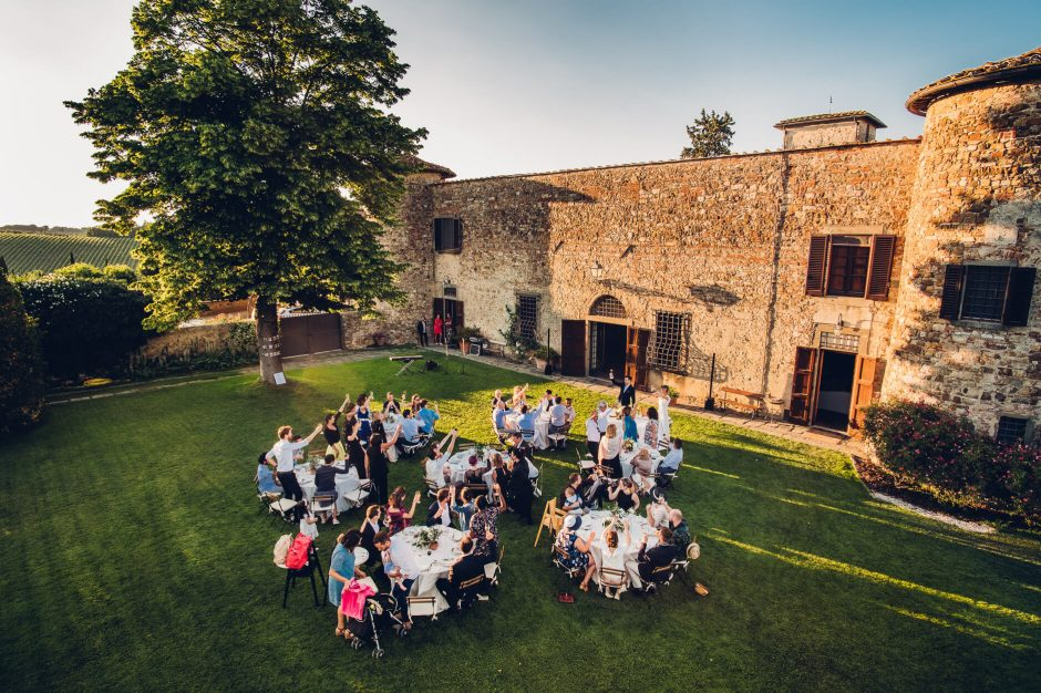 destination wedding castello gabbiano