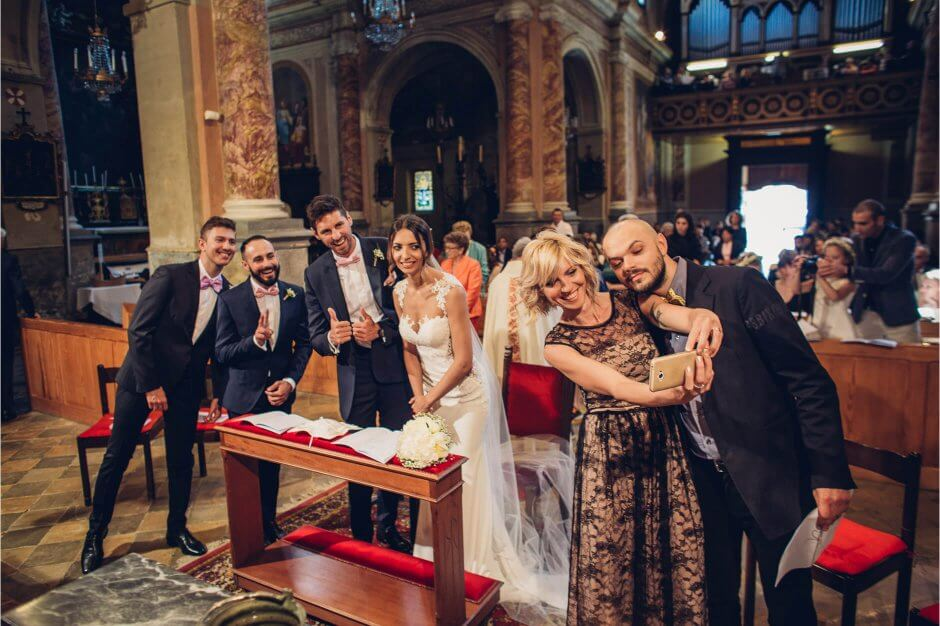 fotografo matrimonio chiesa pralungo