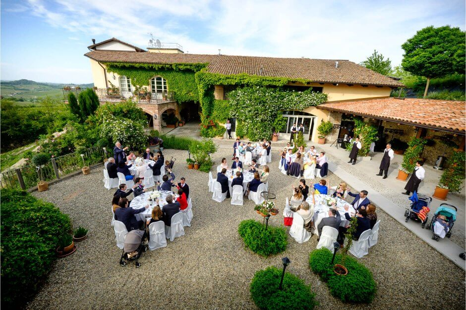 wedding reception monferrato mombaruzzo