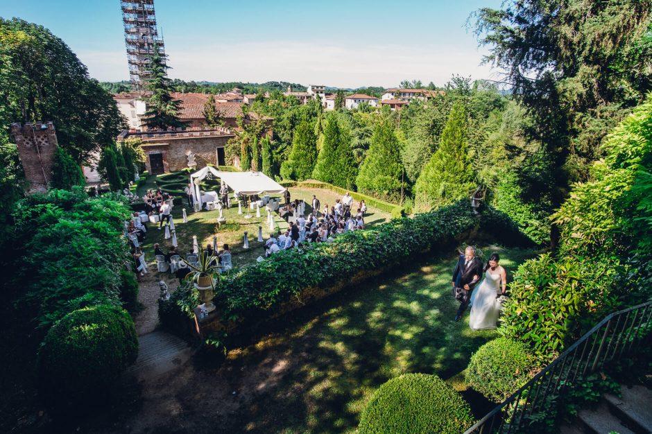 location castello di piea