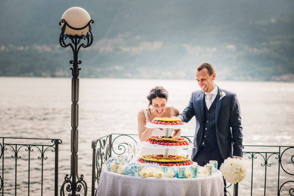 location matrimonio lago orta