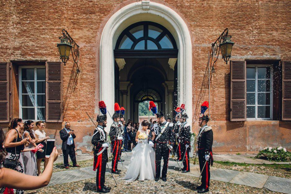 fotografo matrimonio caserma ufficiali