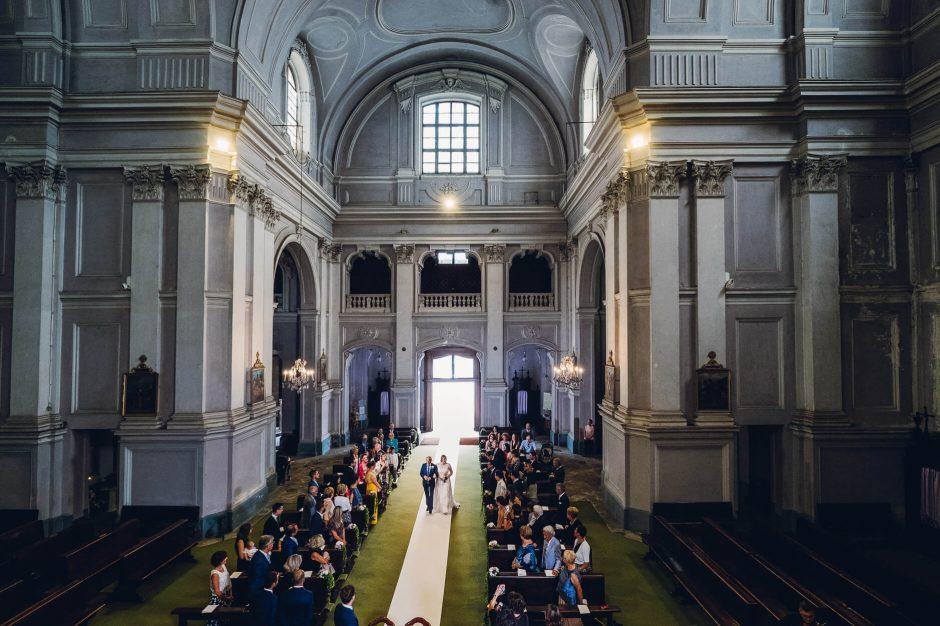 chiesa madonna delle nevi agliè