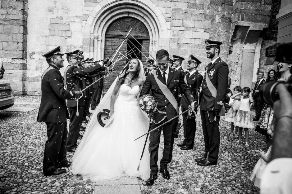 Matrimonio In Alta Uniforme : Chiesa santi gervasio e protasio baveno joyphotographers
