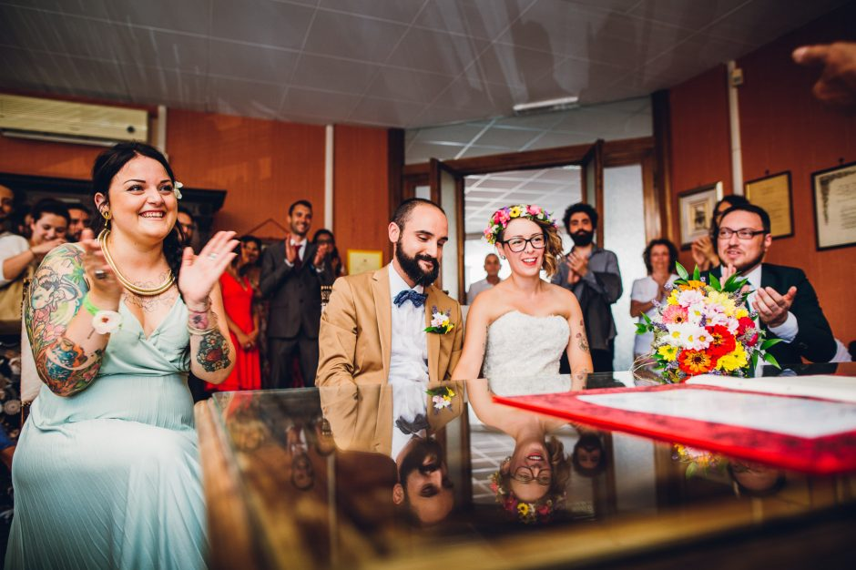 Matrimonio In Comune : Jesi la consigliera comunale linda elezi «che emozione celebrare