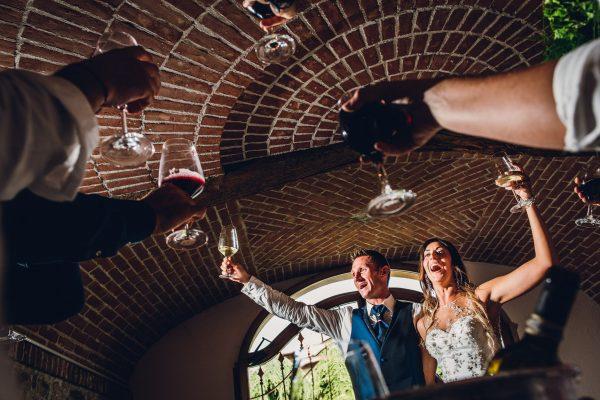 villa merlin matrimonio