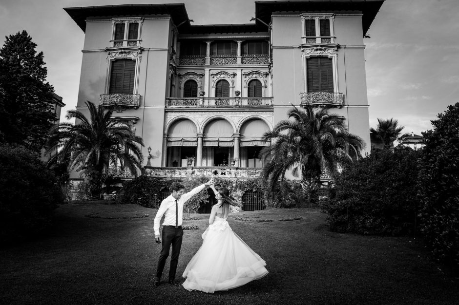 villa rusconi clerici matrimonio