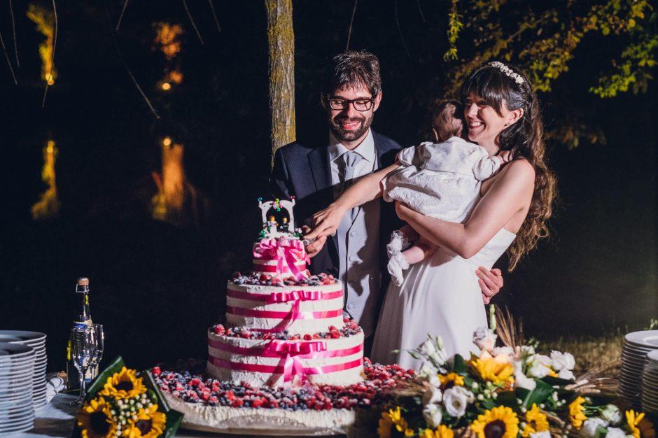 torta matrimonio lego
