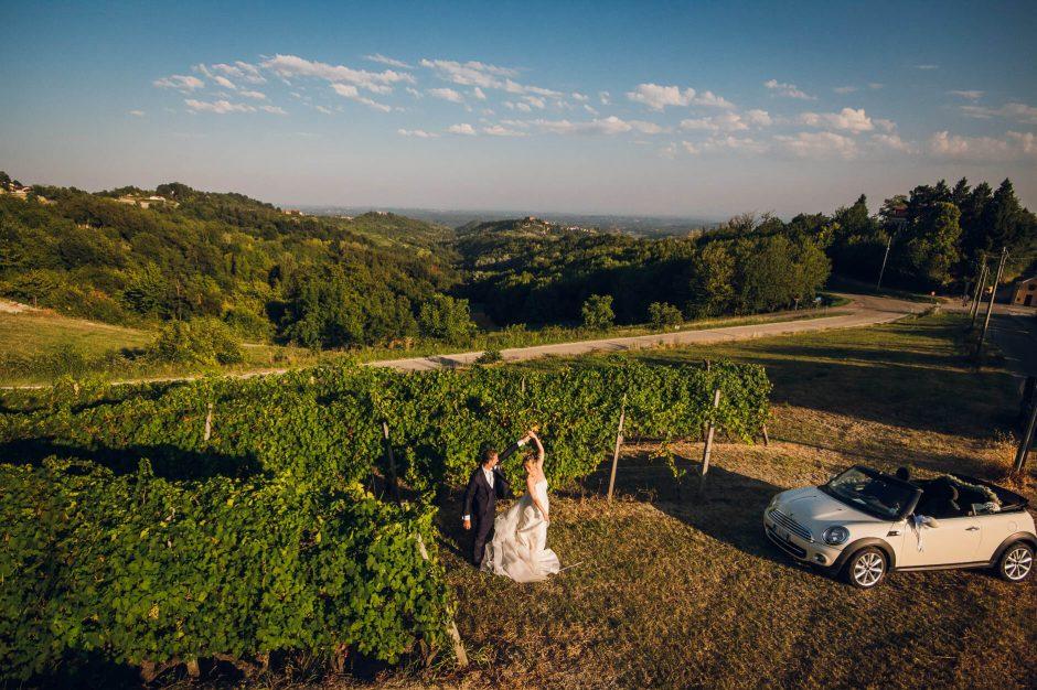 servizio fotografico matrimonio crealto