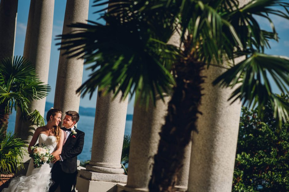 villa rusconi clerici wedding
