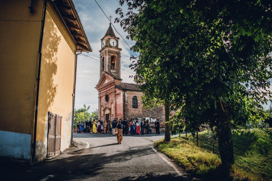 chiesa di san rocco scaparone alba