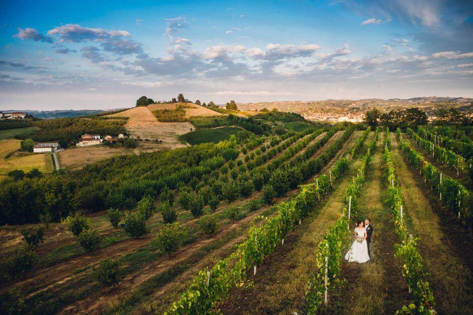 location matrimonio alba