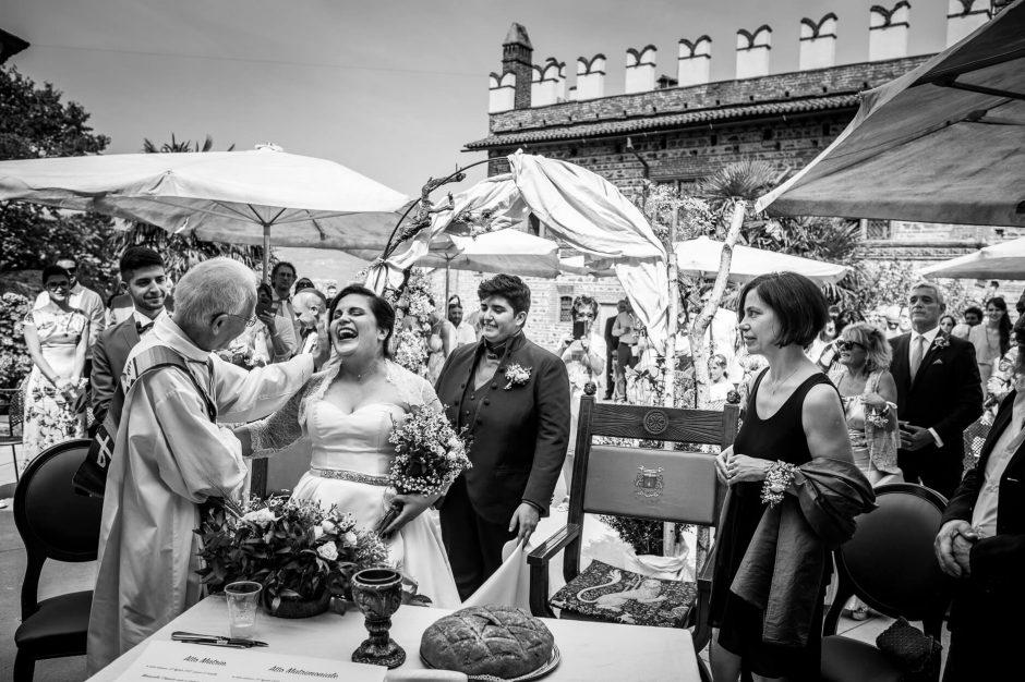 cerimonia matrimonio tra donne