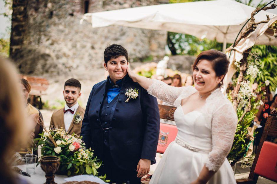 Cerimonie di matrimonio al Castello di Pavone