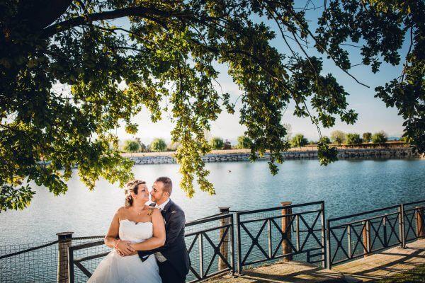 lago dei salici matrimonio