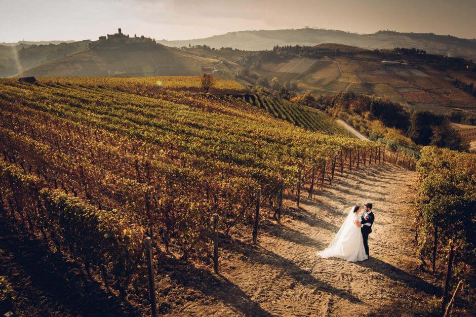 serralunga d'alba wedding