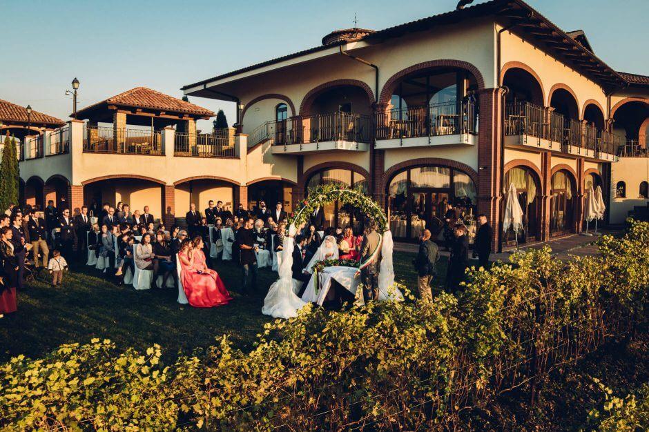 sati kazanova wedding langhe