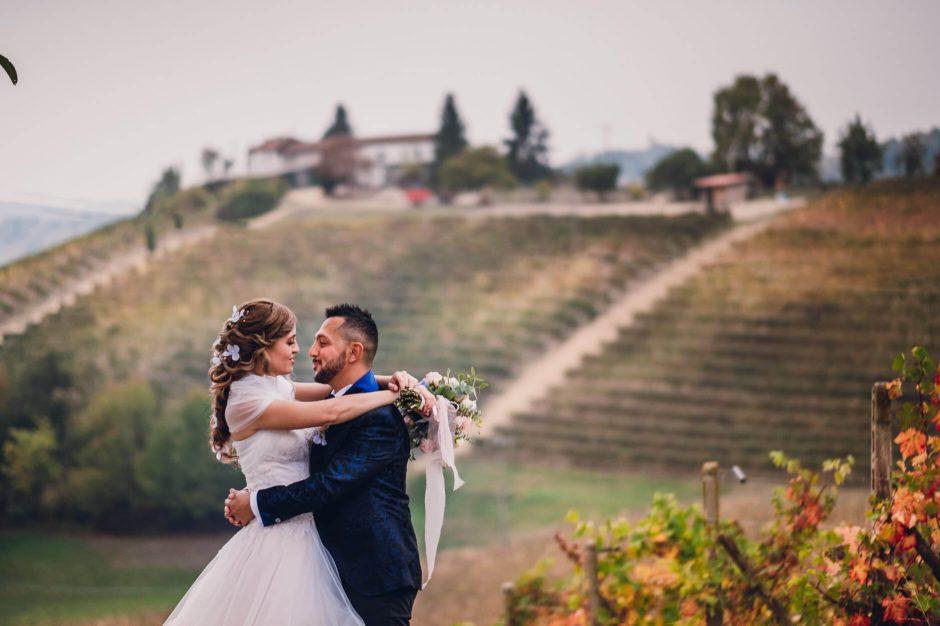 fotografo matrimonio calliano