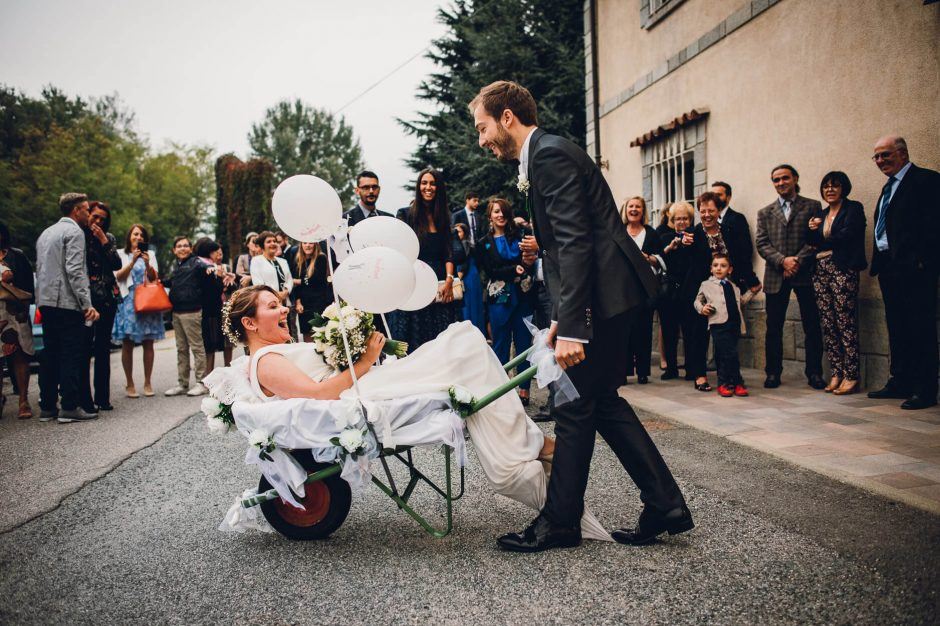 la giaconera matrimonio