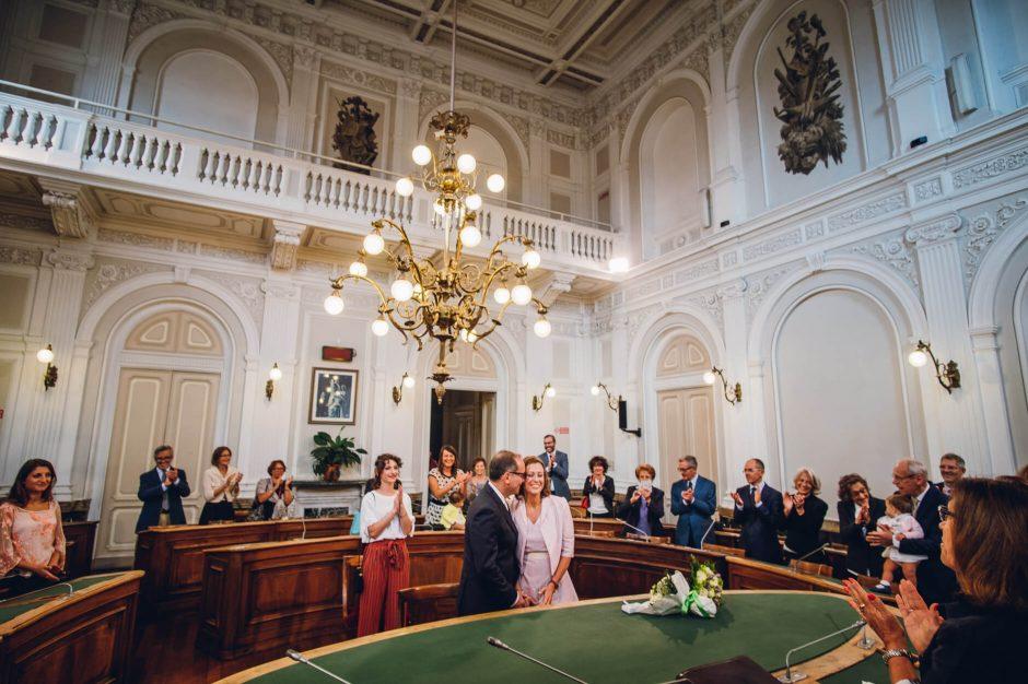 sala del municipio di biella