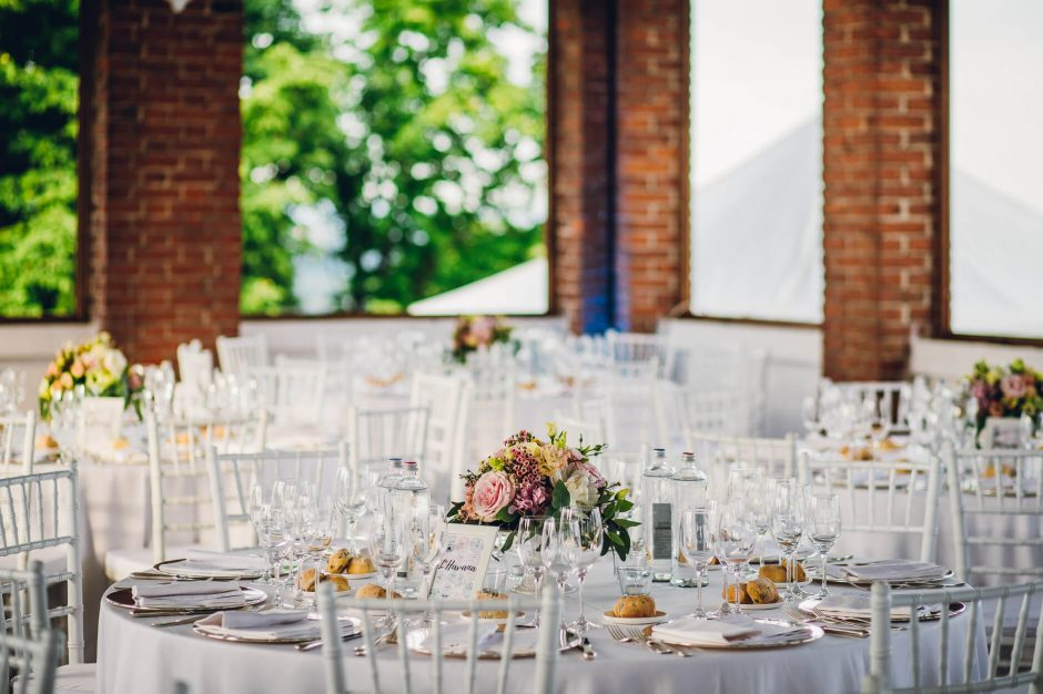 villa luigina matrimonio