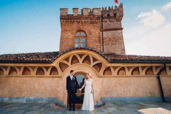 castello di barolo matrimonio