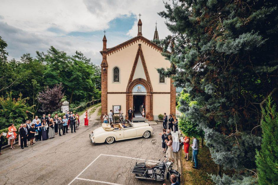 Chiesa di San Grato Monticello d'Alba