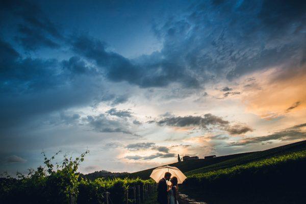 tenuta carretta matrimonio