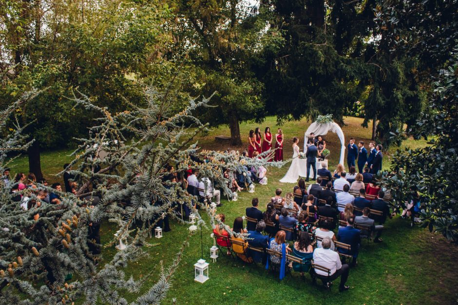 vigone matrimonio all'aperto