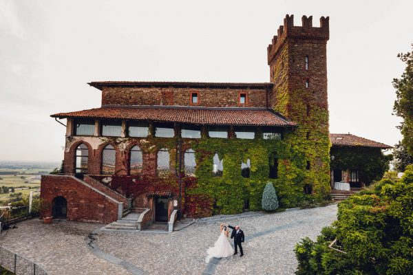 castello feudale nove merli