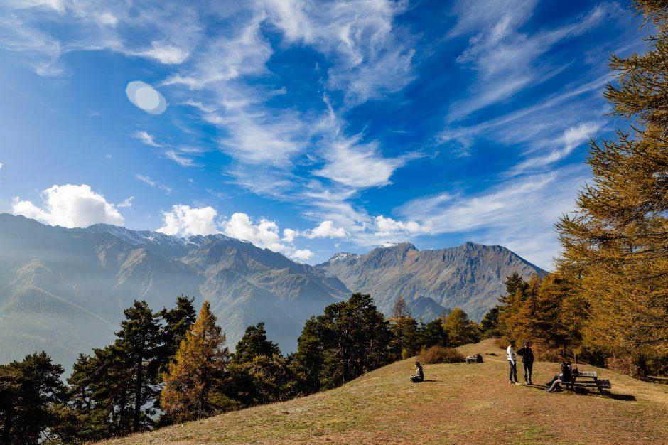 matrimonio rifugio montagna