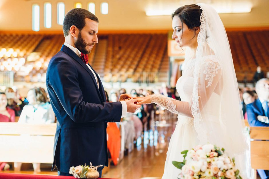 matrimonio evangelista