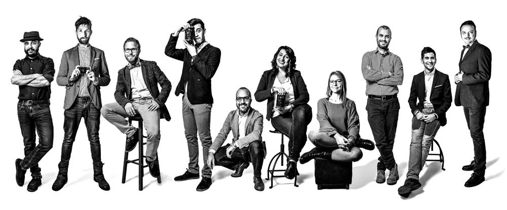 JoyPhotographers - team fotografi matrimonio