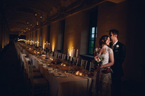villa bria matrimonio