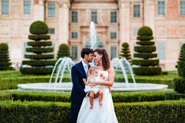castello guarene matrimonio