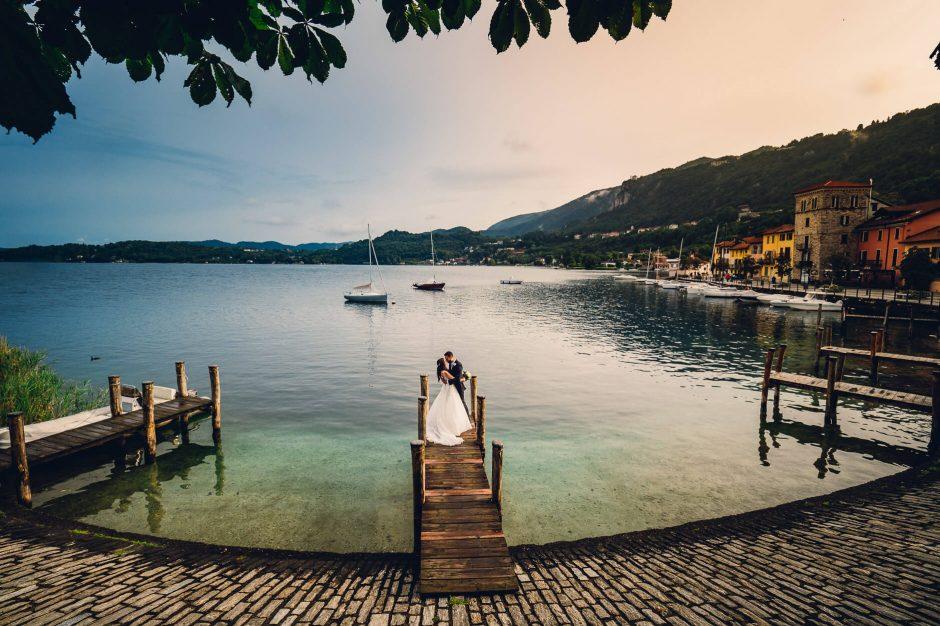 pella lago d'orta matrimonio