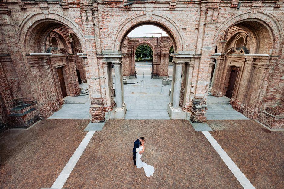 foto matrimonio castello di rivoli