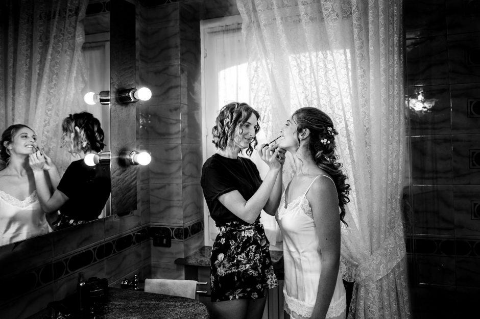 make up trucco sposa