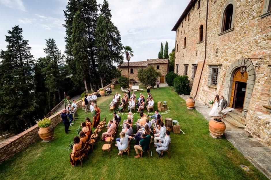 castello di bibbione matrimonio