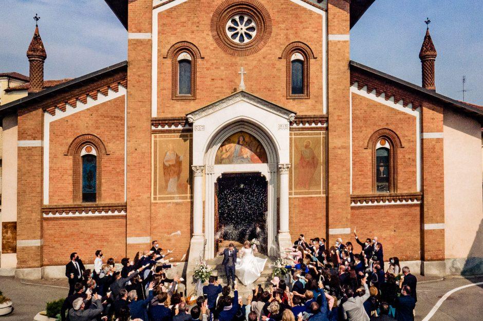 rivalta chiesa matrimonio