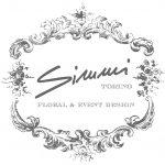simmi torino floral & wedding design logo