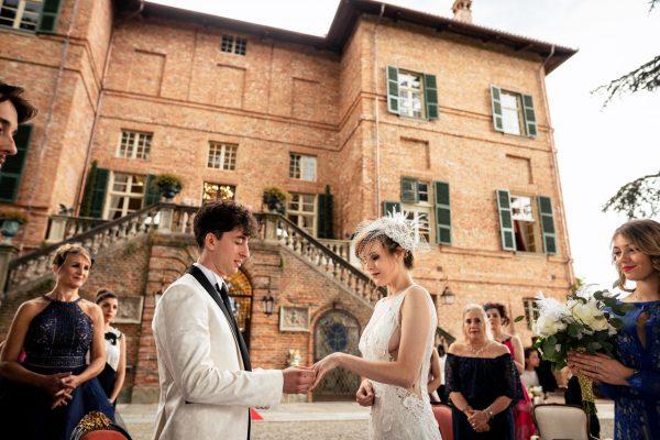 castello casalborgone wedding