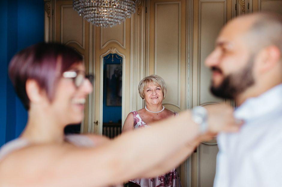 preparazioni sposi